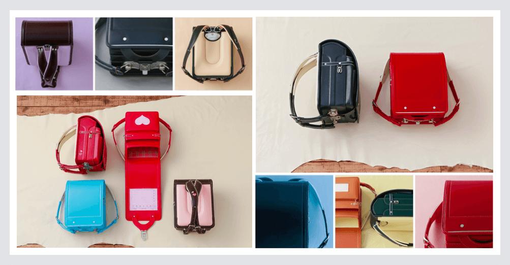 中村鞄のデザイン