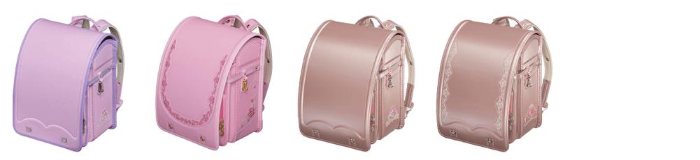フィットちゃんのピンクのランドセル2021年版