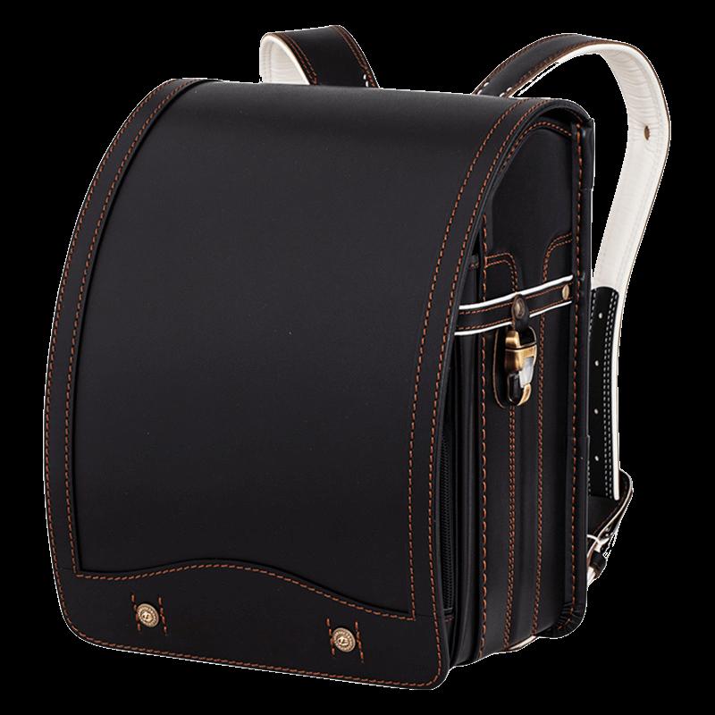 鞄工房山本:女の子用の黒色のランドセル