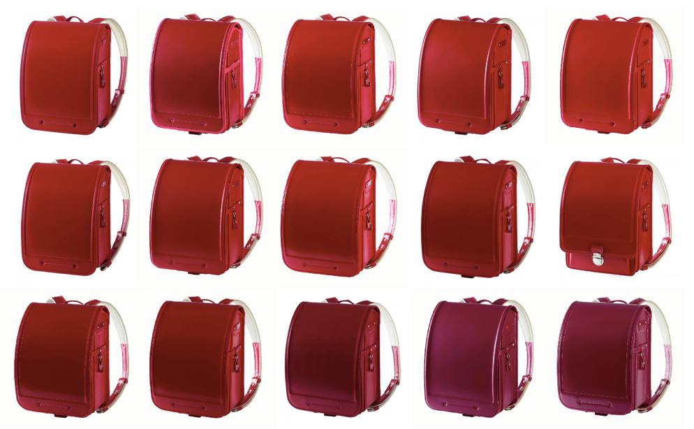 池田屋の赤のランドセル2021年版