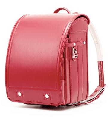 黒川鞄のクラリーノF+赤