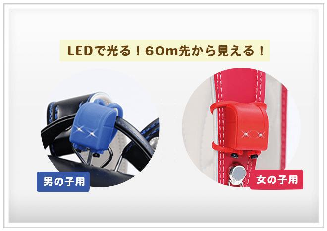 ピカピカフィットちゃんミニ(LEDライト)のイメージ