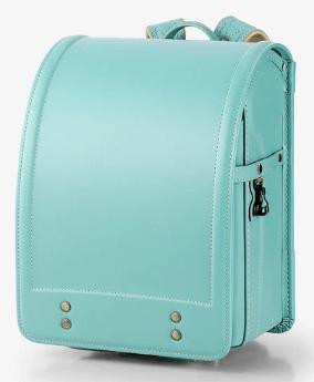 土屋鞄ミントブルーのランドセル2021年
